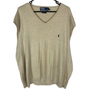 Polo by Ralph Lauren 100% Cotton Men's Sweater 3LT
